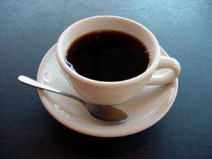 coffee decaf black