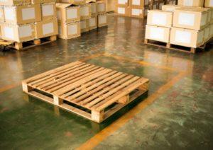 wood pallet image