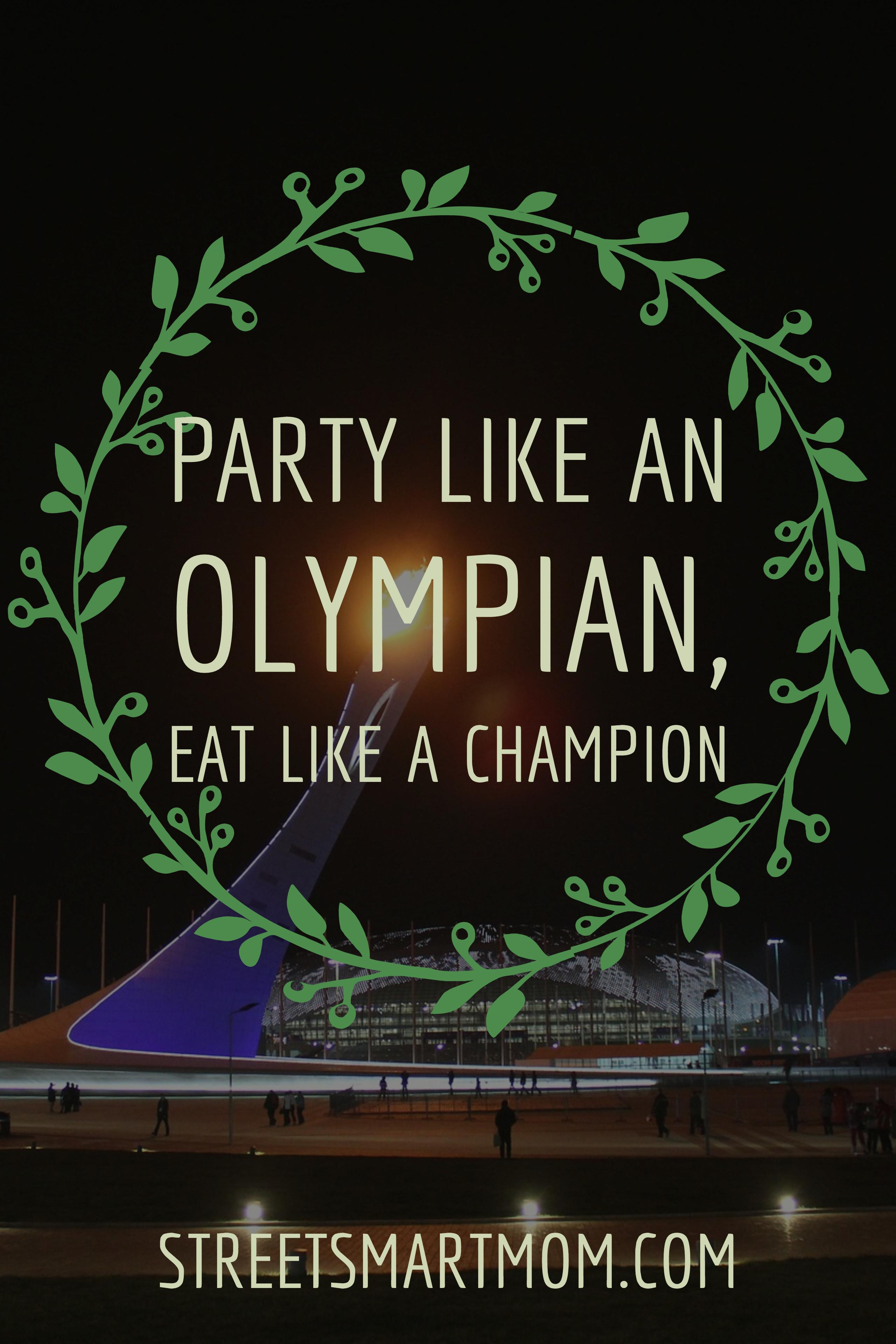 olympian foods that are sure to satisfy everyone