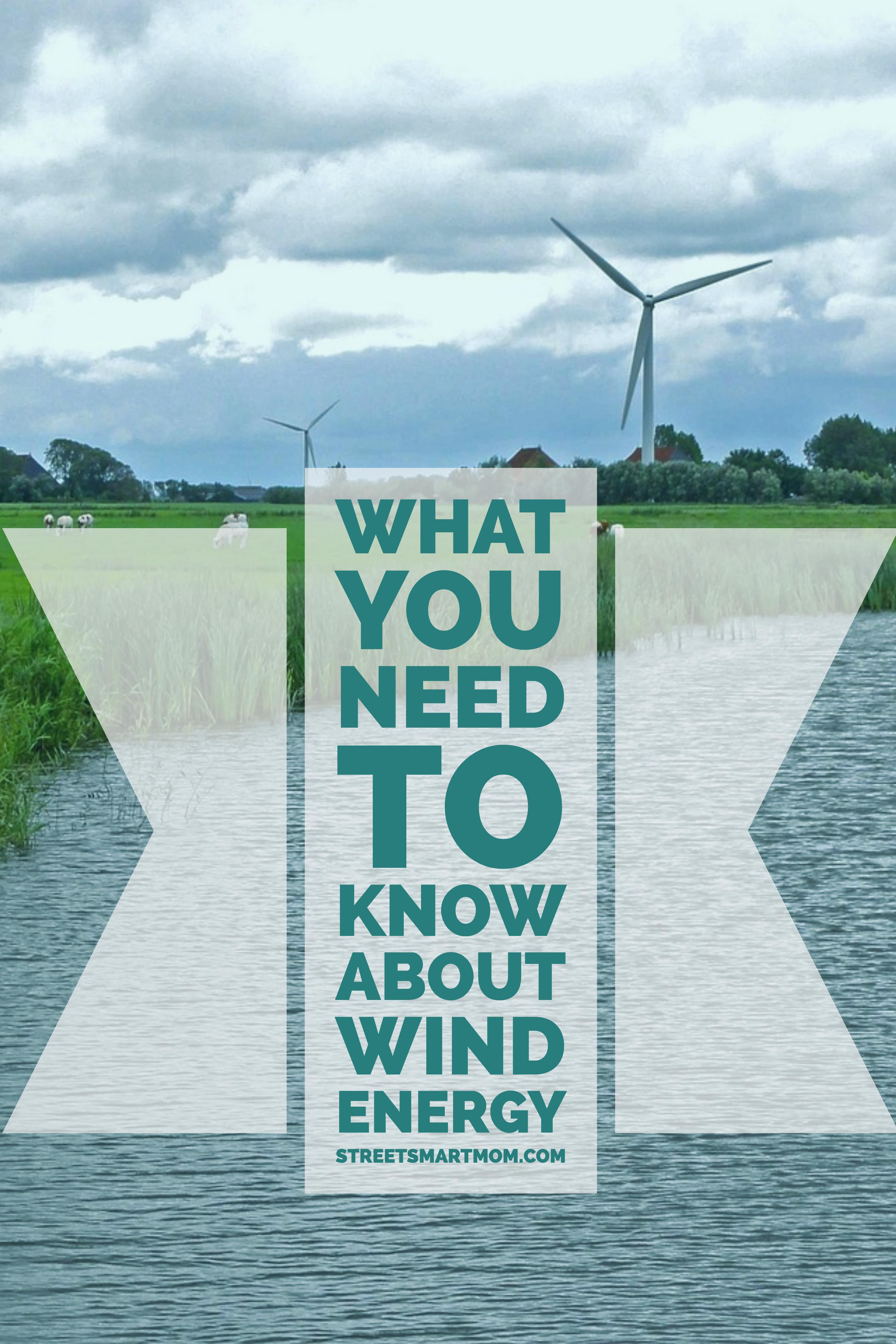 what you need to know about wind energy