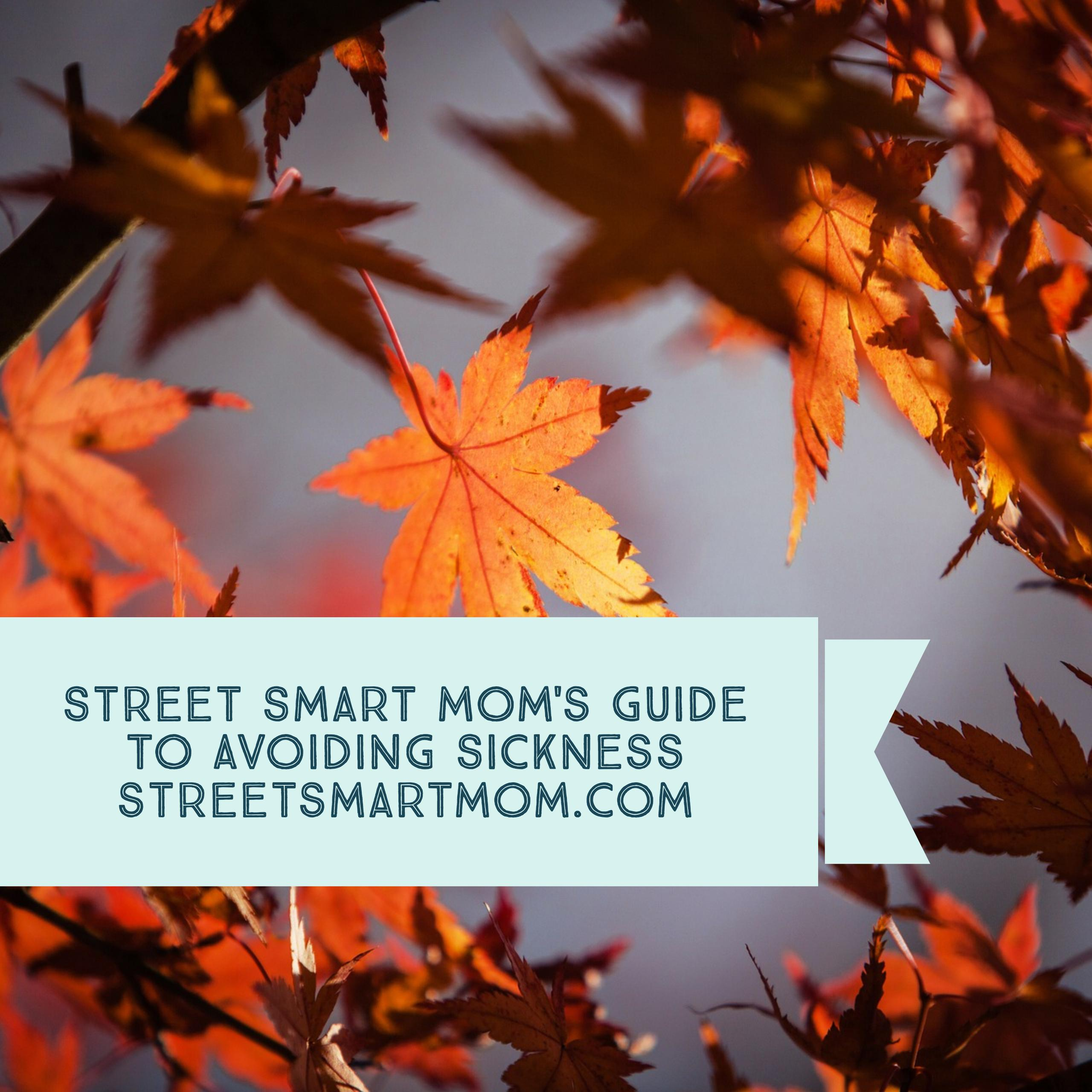 Street Smart Mom's Guide To Avoiding Sickness
