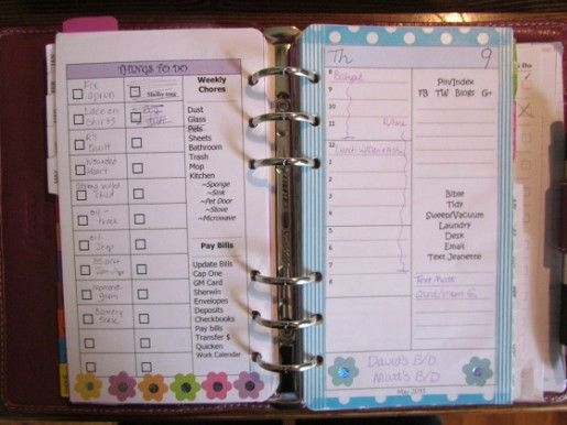day-planner